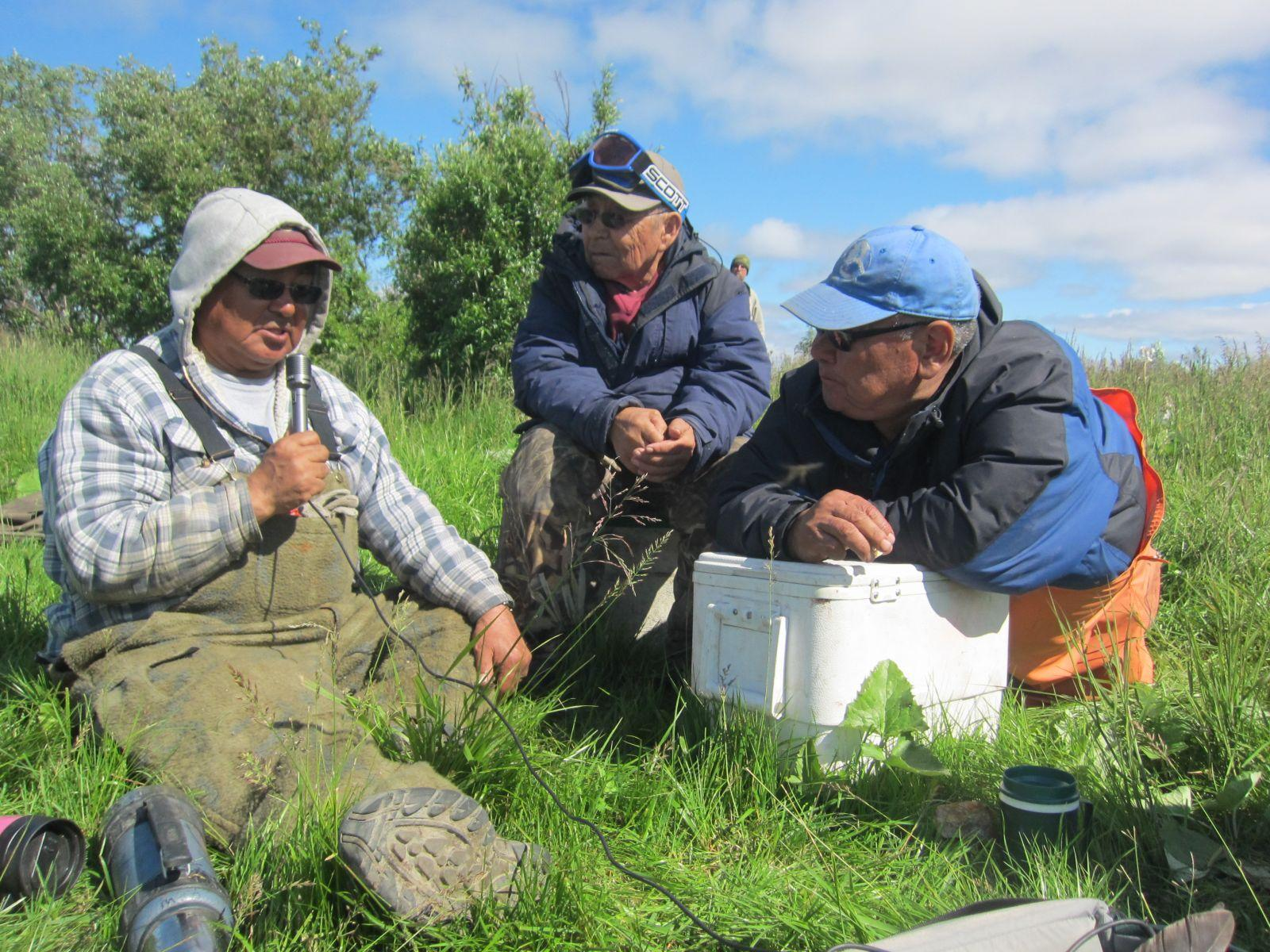 Yupik elders